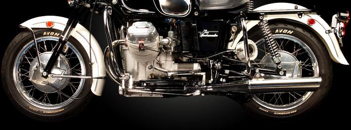 Chrome Plating Motorcycle Frame 1916 Harley Davidson Board